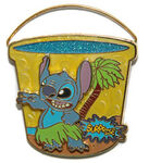WDW - Surprise Pin Collection 2006 - Beach Bucket (Stitch)