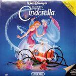 Cinderella 1988 Laserdisc
