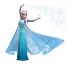 Stickerline-elsa