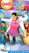 That's So Raven Raven's House Party VHS