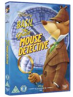 The Great Mouse Detective UK DVD 2014