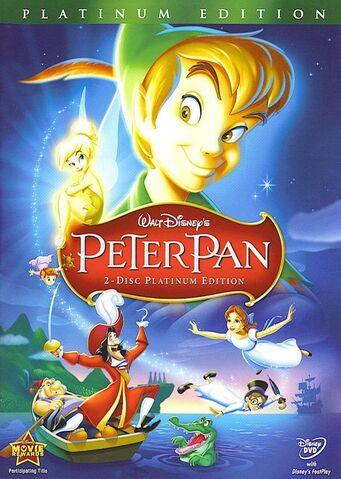 File:9. Peter Pan (1953) (Platinum Edition 2-Disc DVD).jpg