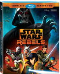 Star Wars Rebels - Complete Season Two Blu-Ray