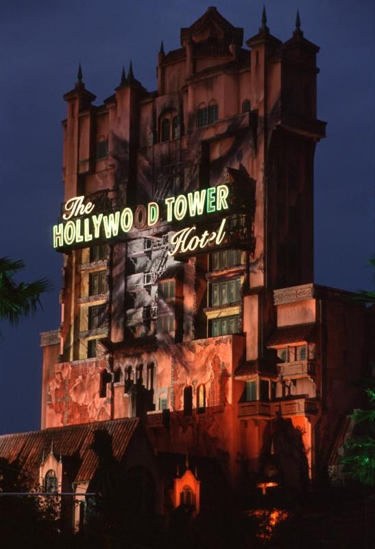 The hollywood tower hotel disney wiki fandom powered for Design hotel hollywood florida