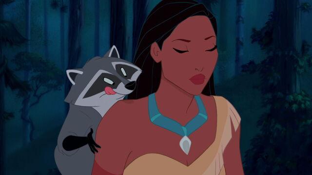 File:Pocahontas and Meeko.jpg