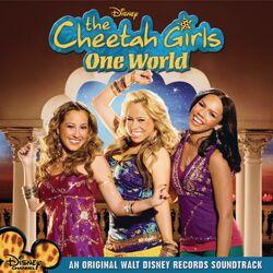 The Cheetah Girls - One World Coverart