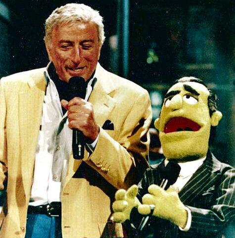 File:Tony Bennett muppets tonight.jpg
