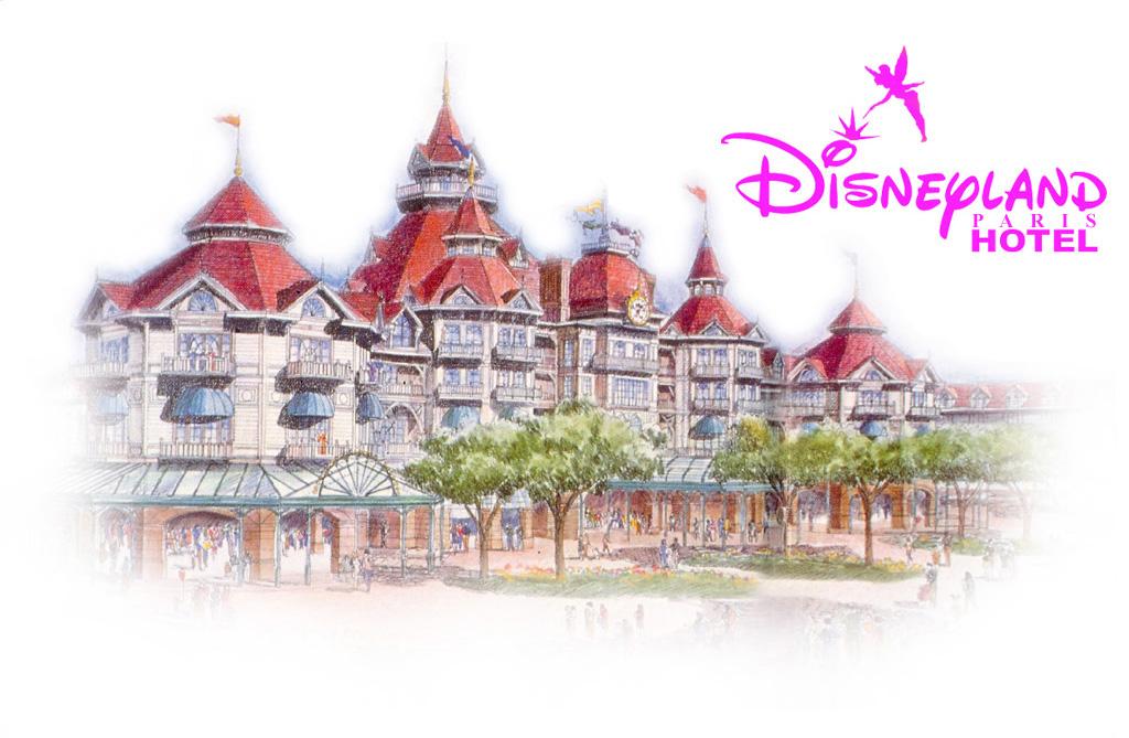 Disneyland Hotel Disneyland Paris Disney Wiki Fandom