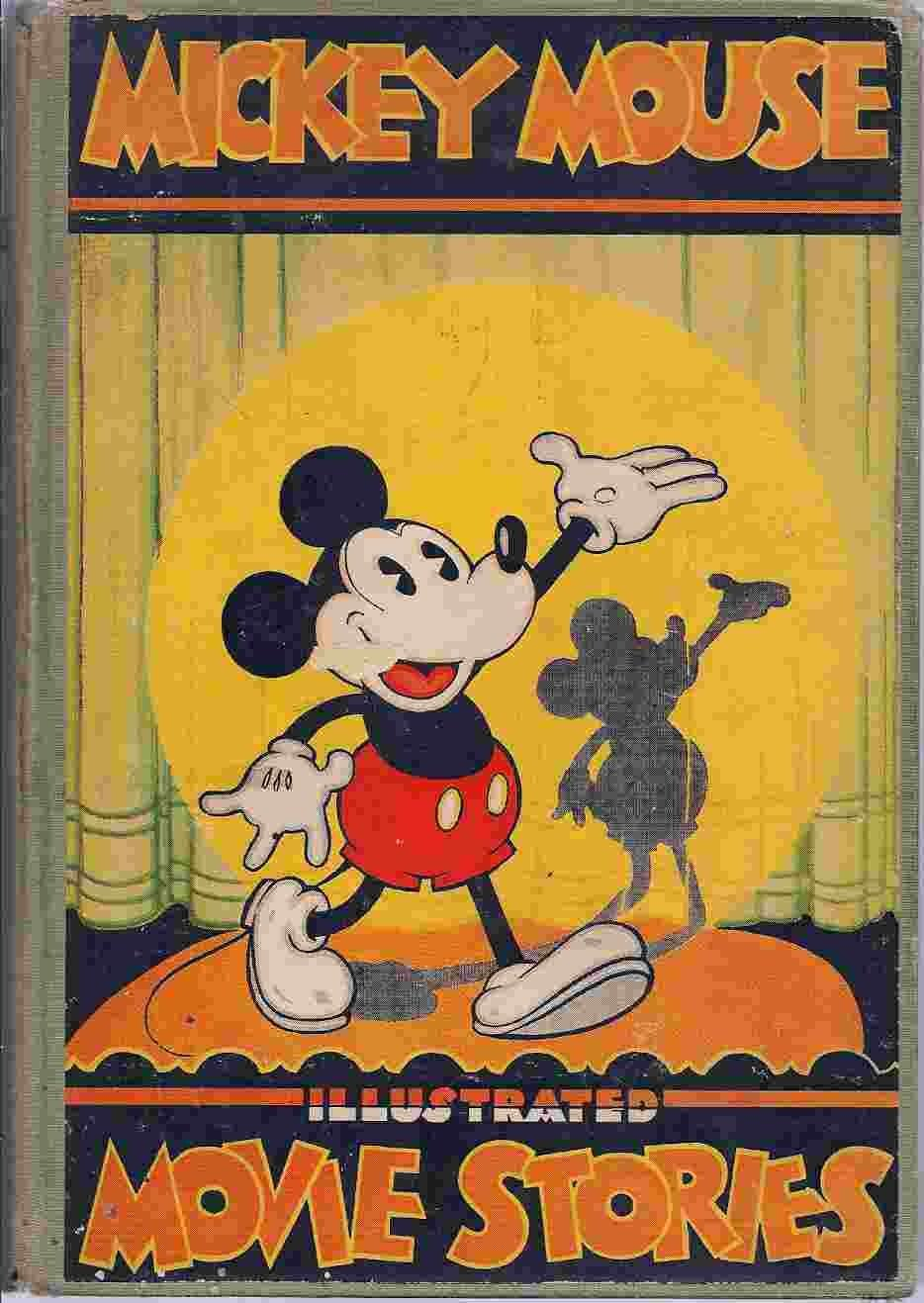 Mickey Mouse Illustrated Movie Stories Disney Wiki