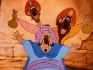 The Three Merchants rob