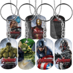 Age of Ultron Keychains 01