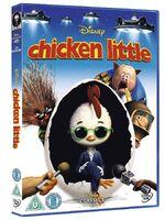 Chicken Little UK DVD 2014