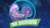 Disney channel on demand