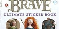 Brave: Ultimate Sticker Book