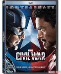 Civil War DVD