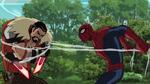 Kraven & Spider-Man USMWW