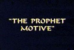 ProphetMotive