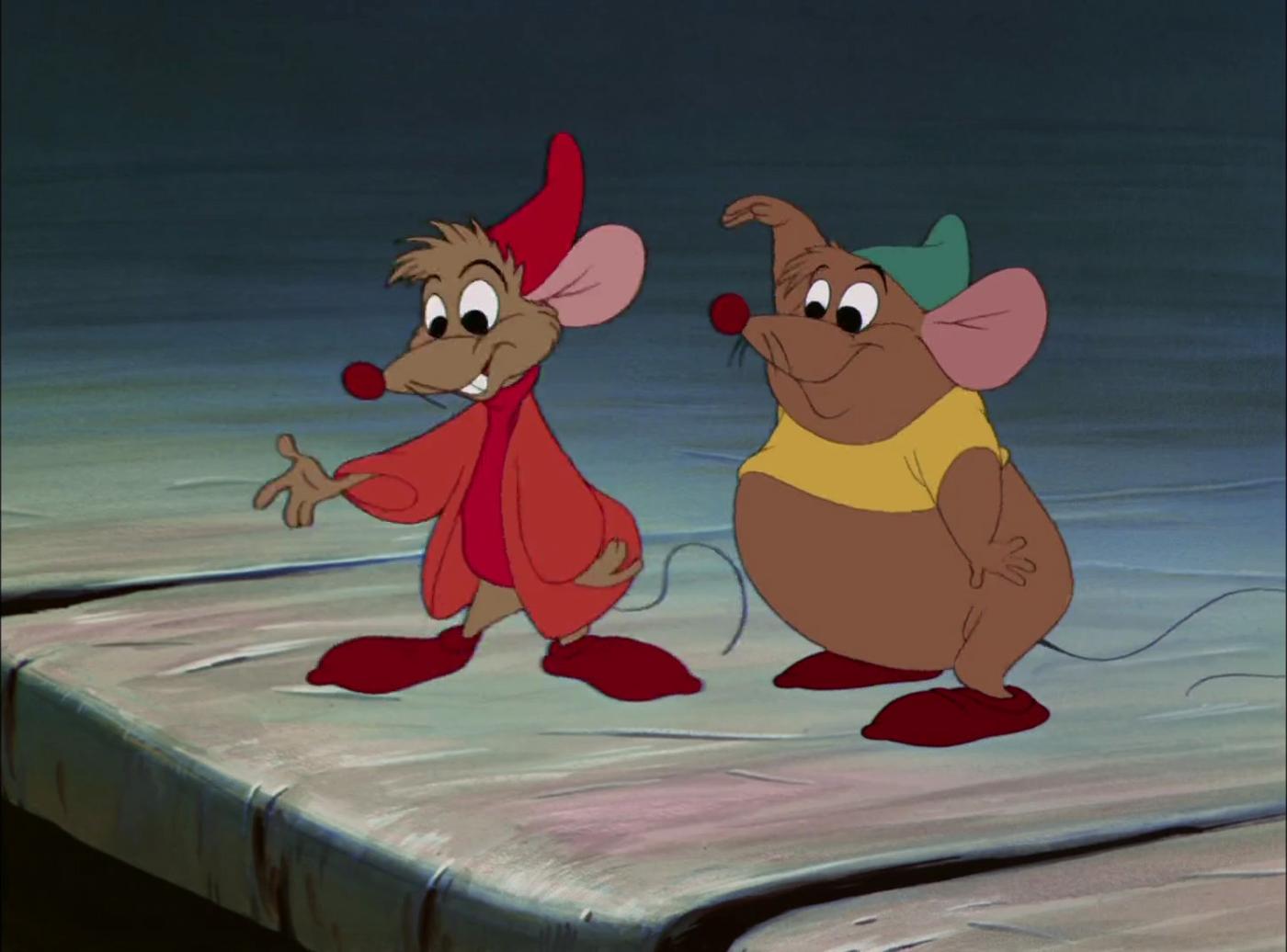 Výsledek obrázku pro cinderella and mouse