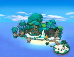Destiny Islands (Art)