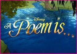 Disney-A-Poem-Is