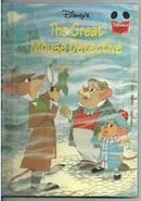 The Great Mouse Detective WWOR 2nd Edition