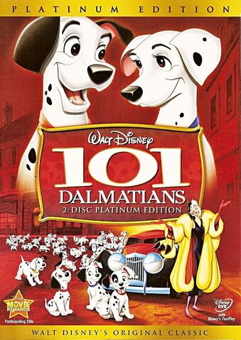File:11. 101 Dalmatians (1961) (Platinum Edition 2-Disc DVD).jpg