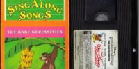 Disney Sing Along Songs: The Bare Necessities
