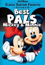 Best Pals Mickey and Minnie
