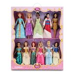 Disney Princess All 11 Princesses Dolls Boxed