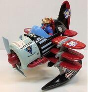 Don Karnage Toy Plane