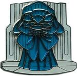 Star Wars Celebration 5 Event - Hologram Stitch as Emperor Palpatine