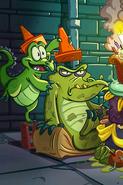 Swampy&Cranky