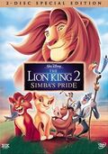 TheLionKing2SimbasPride SpecialEdition DVD