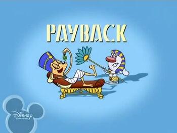 Payback Disney