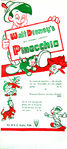 Pinocchio swedish poster