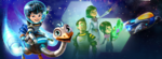 Miles from tomorrowland poster 5