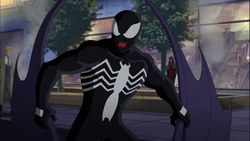 Venom getting in control