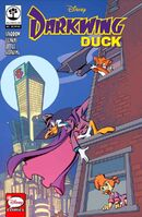Darkwing Duck JoeBooks 5 solicited cover