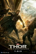 Fandral poster