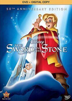 SwordInTheStone 50thAnniversaryEdition DVD