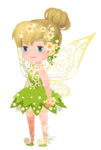 Tinker Bell Costume Kingdom Hearts χ