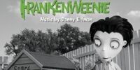 Frankenweenie (soundtrack)