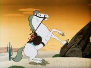 Chip N Dale - The Lone Chipmunks horse