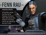 Rebels Info - Fenn Rau