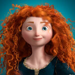 Princess-Merida-from-Pixar-Brave