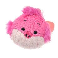 Cheshire Cat Plush Badge Tsum Tsum