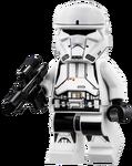 LEGO SW Figures - Imperial Hovertank Pilot