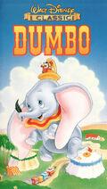 Dumbo1997ItalianVHS