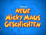 Mickey Mouse Works - German Heading