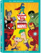 Mission Marvel DVD Cover